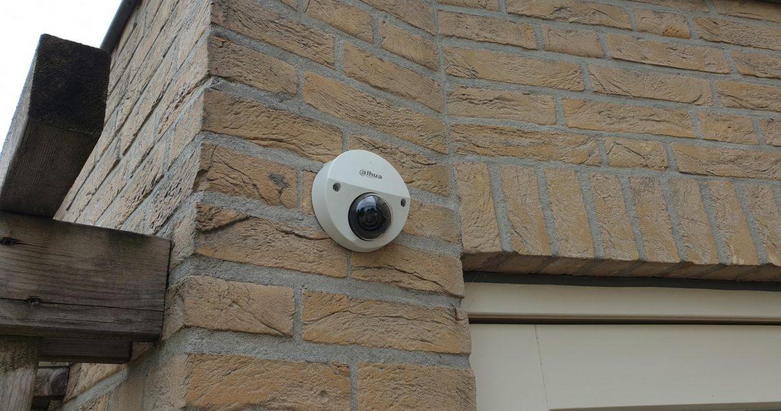 Camera installatie